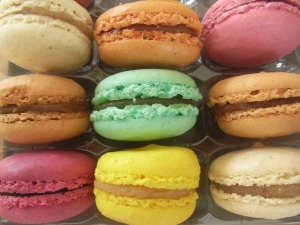 http://commons.wikimedia.org/wiki/File:More_macarons.JPG